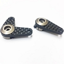 Carbon Fiber Servo Horns for IGT8 23T for KO-SANWA-SPEKTRUM