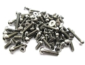 Titanium Screw Set for IGT8 1/8 Cars (100pcs)