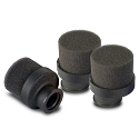 1/10 and 1/8 On-Road air filter for INS-BOX Off Set Hole (3 pcs)