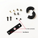 2nd speed kit  for IGT00200 Transmission with 4x3mm set screws