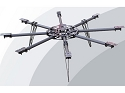 F1000 Octocopter Carbon Fiber Frame (1000mm)