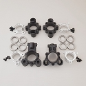 FRONT AND REAR PRECISION HUB KIT