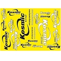 Kosmic Decal Sheet