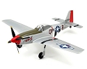 ParkZone Ultra-Micro P-51D Mustang RTF with AS3X