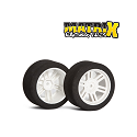 1/10 GPR Front 32mm Tyres 35 Shore
