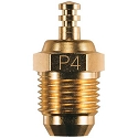 O.S. Speed P4 Gold Super Hot Plug