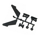 Rear Wing Mount for Buggy