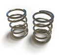 2.4mm Suspension Springs 16mm GT (2 pcs)
