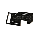 IGT8 GTE 2019 Radio Tray - Carbon Fiber Only