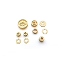 LAB C804 SL 1/8 KEVLAR PULLEY KIT Z 30