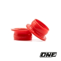 ONE.21 EXHAUST AND PIPE GASKET RED - 3PCS
