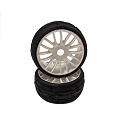 PMT GT Rubber Tires Q1 Compound (Super Soft)