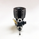 RC Black .12 Engine Ceramic Bearing with plastic carburator