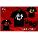 Capricorn T-SHIRT 2019 - Red - XL