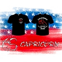 CAPRICORN T-SHIRT CALIFORNIA - XL