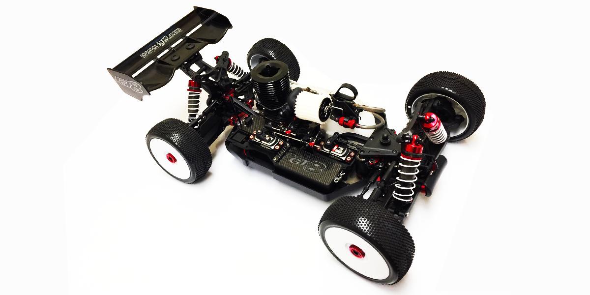 IGT8 B8 Nitro Offroad Kit