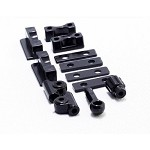 Servo plastic parts (linkage and holding)