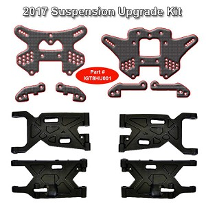 2017 Suspension Upgrade Kit