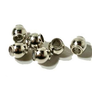 6mm Ball, Stell (No Collar)