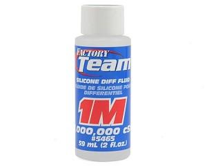 FT Silicone Diff Fluid, 1,000,000 cSt