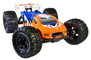 MEGA BOOSTER MT RTR ELECTRIC