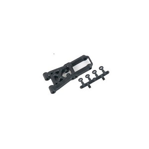 LOW ARM FRONT + SHIMS (2PCS)