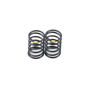 SHOCK SPRING BIG BORE 0.30 YELLOW (2PCS)