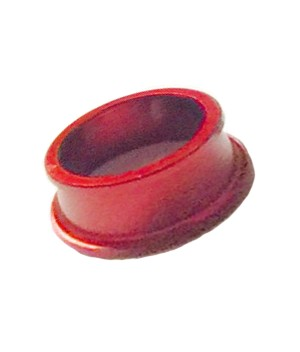 8mm ID x 3mm Red Spacer