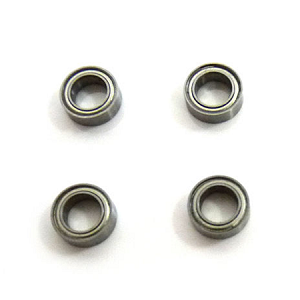 Bearings 6x10x3 (4 pcs)