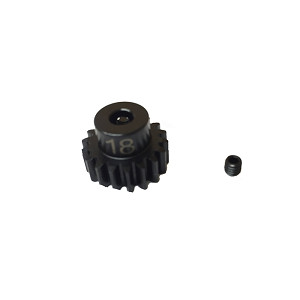 23T Pinion Gear 5mm   Mod 1