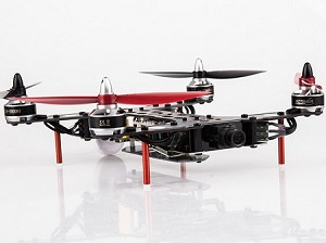 INDY250 FPV Racing Quadcopter FOV160 Version(PNF)
