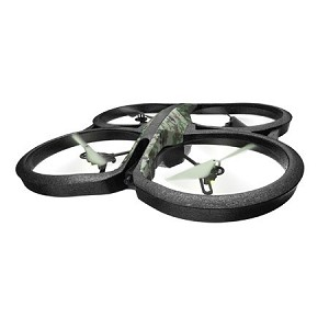 Parrot AR.Drone 2.0 Quadricopter, Elite Edition, Jungle PTAPF721802