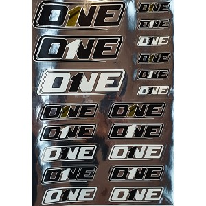 ONE Stickers Mirror