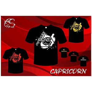 Capricorn T-SHIRT 2019 - Yellow - L