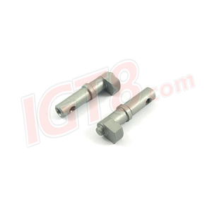 Hard Coated Alum Brake Cam 2pcs