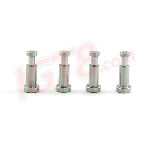 Titanium Steering King Pin 4pcs