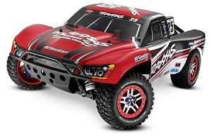 Traxxas Slash 4X4 LCG Ultimate 1/10 4WD RC Truck with Charger and NiMH Battery