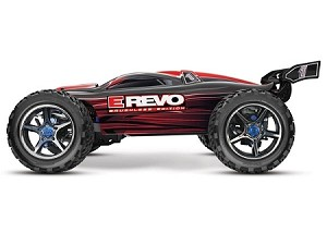 Traxxas E-Revo Brushless 4WD Racing TR TRA560871